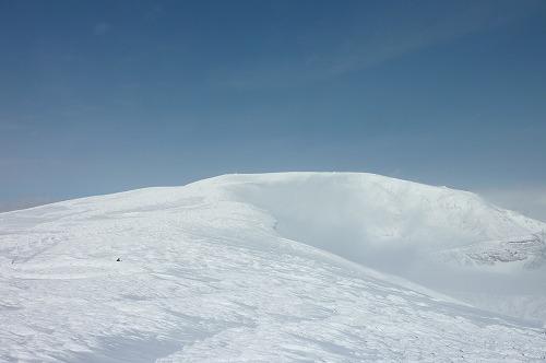 熊野岳方面