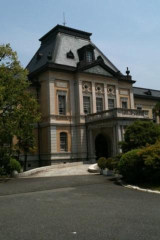 京都府庁旧舎