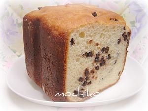20100421アーモンドプードルとチョコのパン 早焼き
