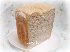 20100420ライ麦とご飯のパン 早焼き