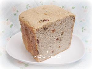 ライ麦とレーズンとご飯のパン 早焼きDSC01423.jpg