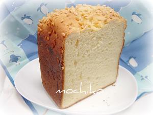 20100502チーズケーキ風パン 早焼き