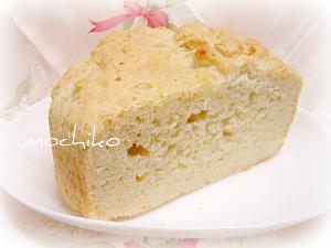 20100519チーズとコーンミールのパン 失敗