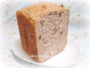 20100601全粒粉とナッツとオートミールのパン 早焼き