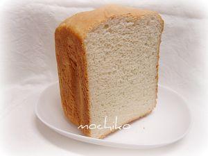 20100609とみざわからの贈り物で焼くプレーンパン 早焼き