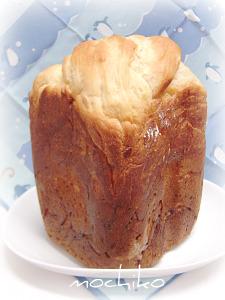 20100704マンゴージャムとレモンピールのパン 早焼き