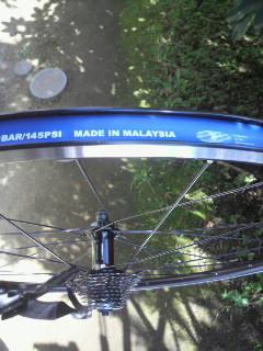 マレーシア製 シマノWHR500