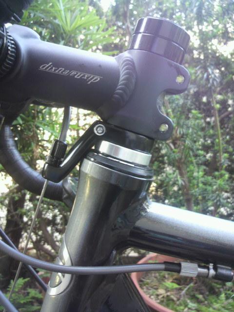 7,5mmコラムスペーサー