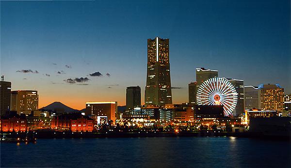 横浜夜景090430