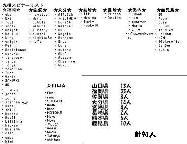 九州スピナーアッー2