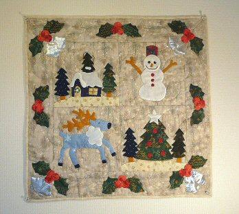 クリスマスタペストリー1P1030091