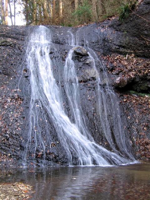 車場の滝1001