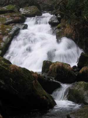 滝山の滝102