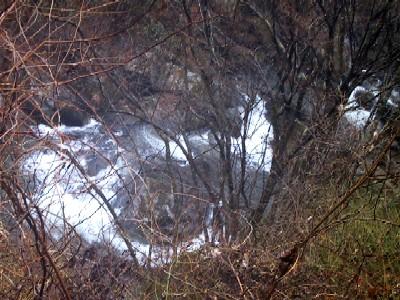 滝山の下滝101
