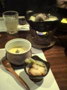蒸物と鍋物