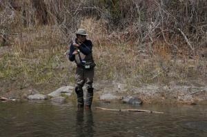 fishing at YSN river 3
