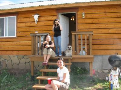 cabin BBQ 2