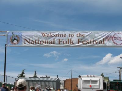 National Folk Festival 1
