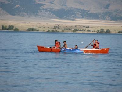 canyon ferry lake 8