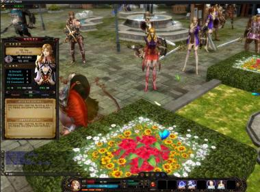 アスタリア MMO オンラインゲーム