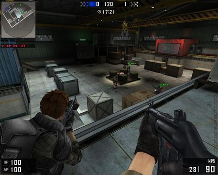 ブラックショット オンラインゲーム