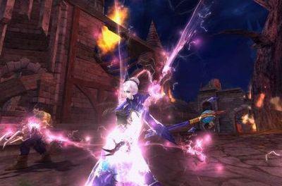 フォーセイクンワールド MMO オンラインゲーム
