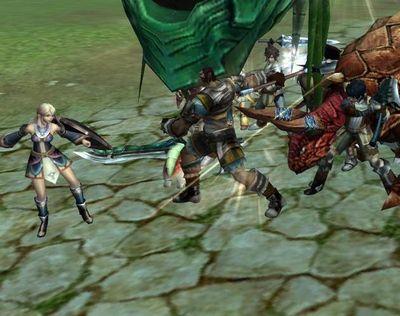 イースオンライン MMO オンラインゲーム