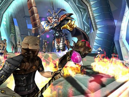 RF MMO オンラインゲーム