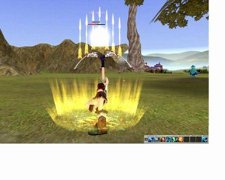 リアンオンライン MMO オンラインゲーム