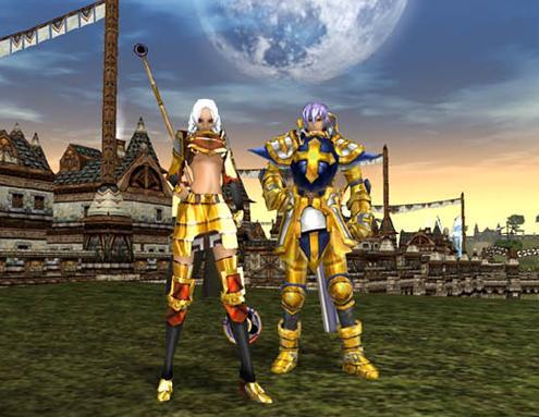 セフィロス MMO オンラインゲーム