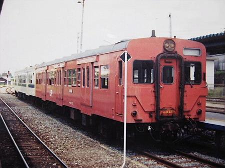 キハ35+キハ45
