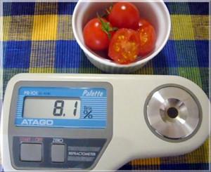 SWEET10トマト糖度