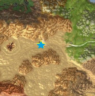 オーラ1砂漠