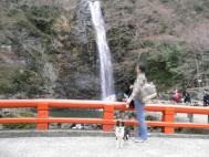 箕面の滝2006