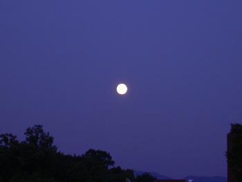 中秋の名月の翌日3