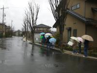 H240331小雨の中で安全マップつくり