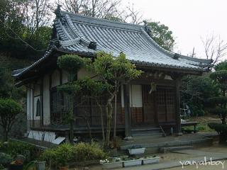 梅津寺本堂