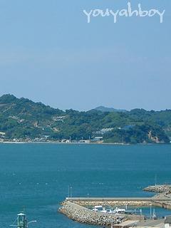 瀬戸内海☆漁港のある風景?なんちって