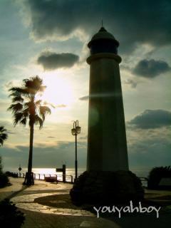 「江崎灯台」 クリックすると巨大化します!