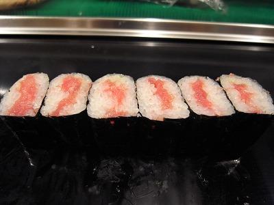 喜寿司鉄火巻き