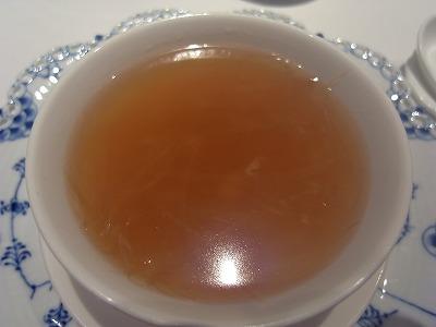 上フカヒレ上湯スープ