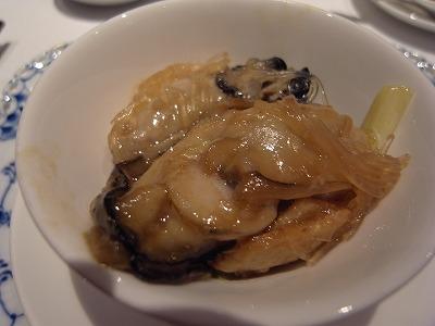 牡蠣と春雨の土鍋煮込み (2)