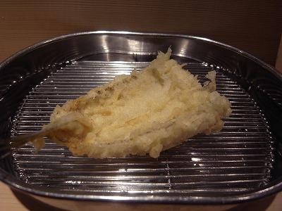 天ぷらきす