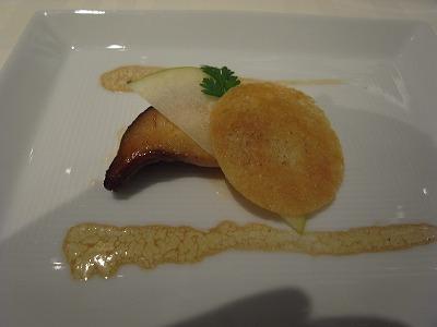 エリンギの前菜