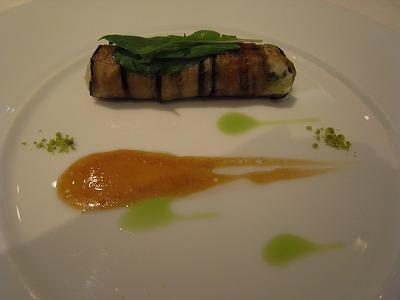 冬野菜カネロニ