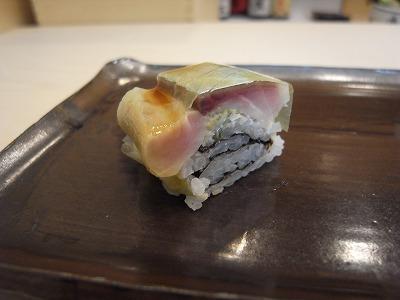 おおのサバ棒寿司