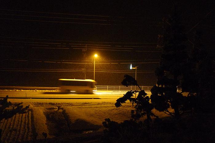 雪 高山 冬景色