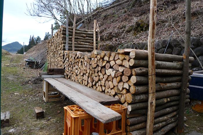 春木 棚 飛騨 高山