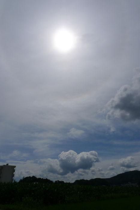 太陽 日差し 日光 気功 教室 日之本元極