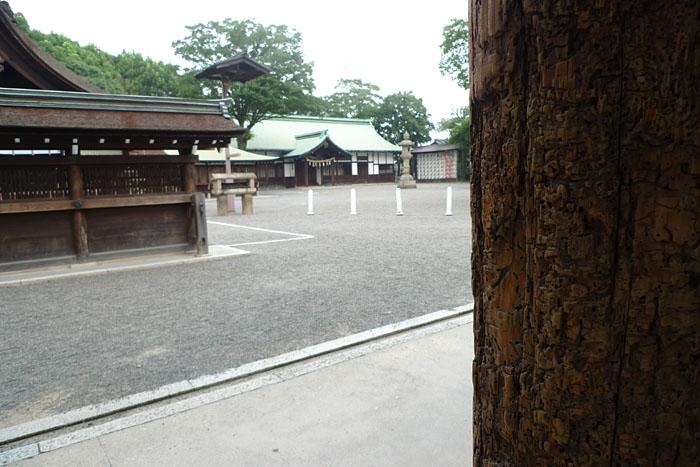 愛知県 稲沢市 国府宮神社 日之本元極